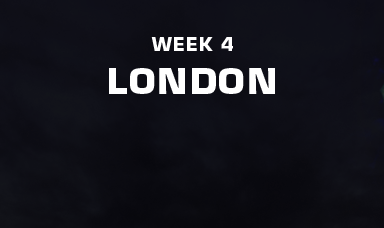 London & Surrounding Area - Week 4