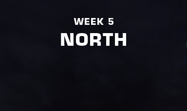 North & Scotland - Week 5