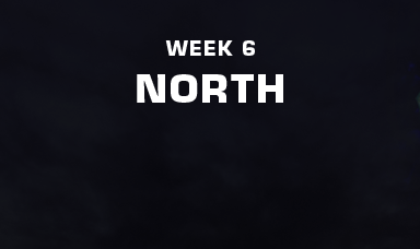 North & Scotland - Week 6