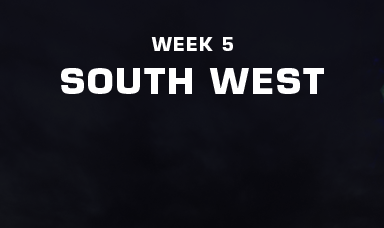 South West & Wales - Week 5