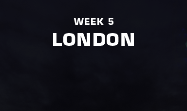 London & Surrounding Area - Week 5