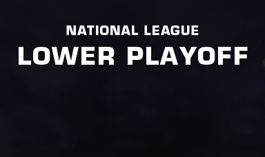 Lower National League Playoffs