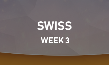 Overwatch Campus Clash - Swiss League - Week 3