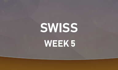 Overwatch Campus Clash - Swiss League - Week 5