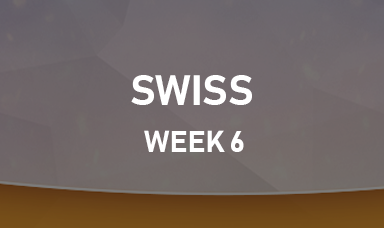 Overwatch Campus Clash - Swiss League - Week 6