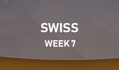 Overwatch Campus Clash - Swiss League - Week 7